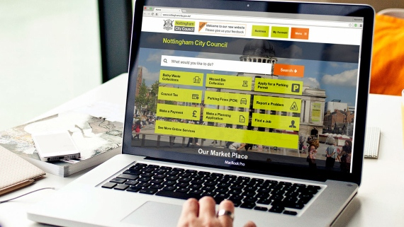 S8080 help Nottingham City Council with new Umbraco website