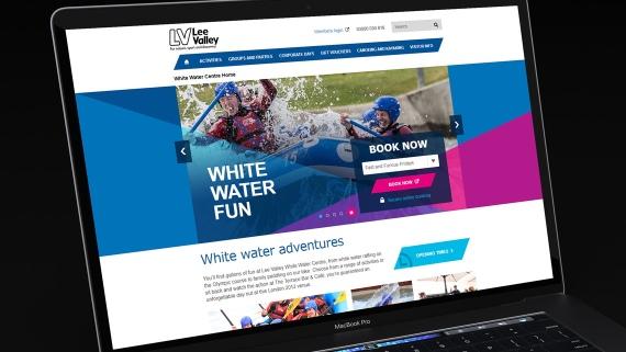 Umbraco Olympic White Water Centre