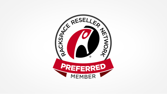 Rackspace reseller network preferred member